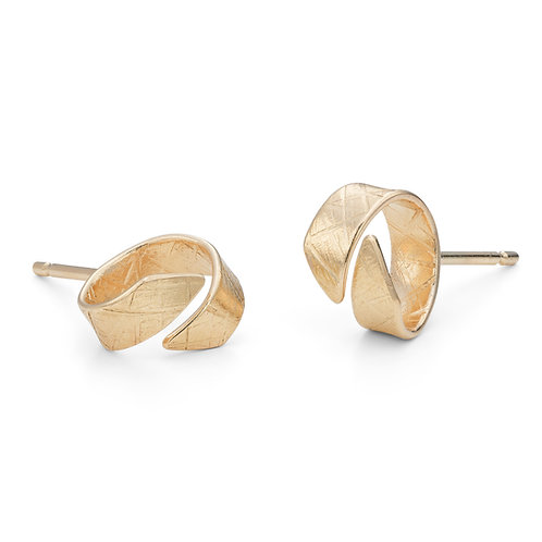 Jodie Hook- Luxe End Stud Earring- Faceted