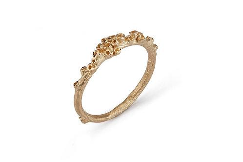 Ami Pepper- Ocean Barnacle Cluster Ring