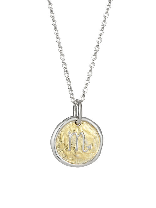 Simon Harrison Jewellery- Zodiac West Scorpio Pendant