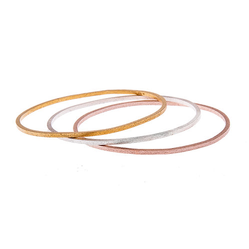 Lucy Thompson The Bar Stacking Bangles