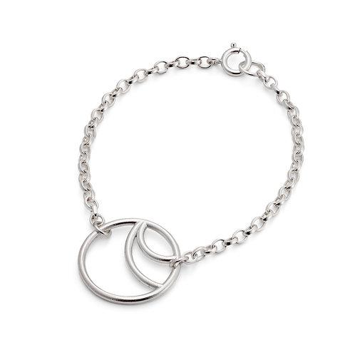 Julia Smith- Double Crescent Bracelet