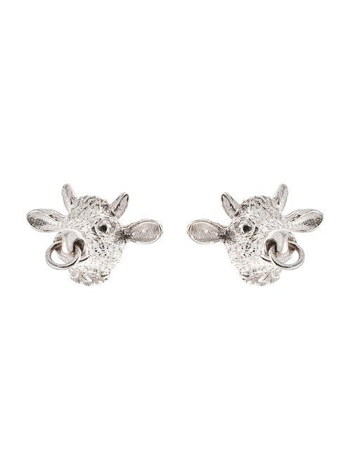 Simon Harrison Jewellery- Zodiac East Ox Earrings