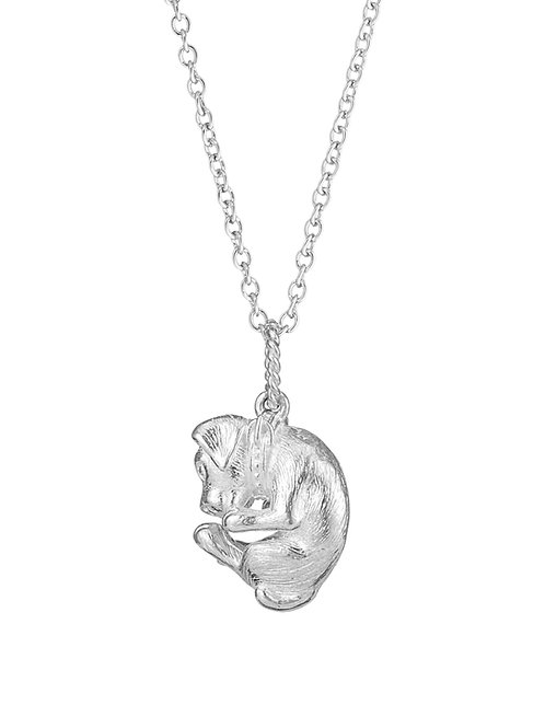 Simon Harrison Jewellery- Zodiac East Dog Pendant