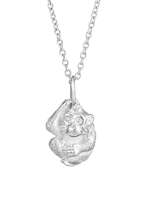 Simon Harrison Jewellery- Zodiac East Monkey Pendant