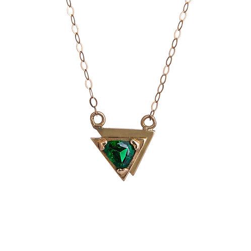 Katharine Daniel- Bermuda Green Necklace