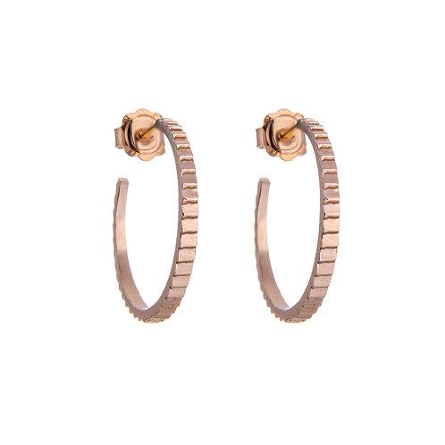 Katharine Daniel- Stepping Out Hoop Earrings