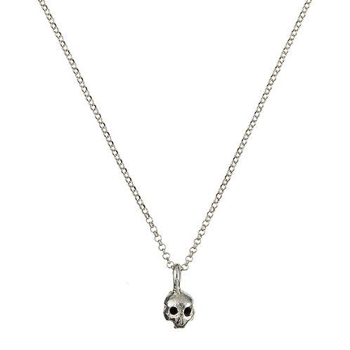 SLAB- Valancourt Skull Charm Necklace