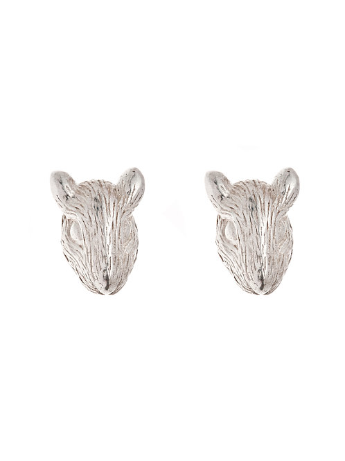 Simon Harrison Jewellery- Zodiac East Rat Earrings