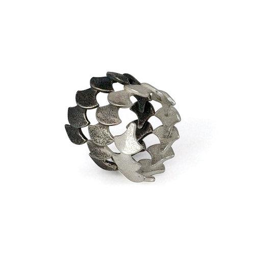 Cara Tonkin- Siren Sequence Wrap Ring