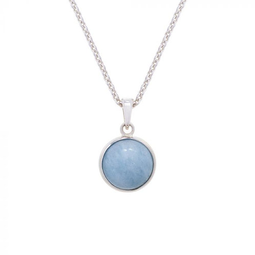 Simon Harrison Jewellery- Celtic Zodiac Necklace Alder Pendant