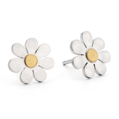 Diana Greenwood- Forget-me-not Stud Earrings