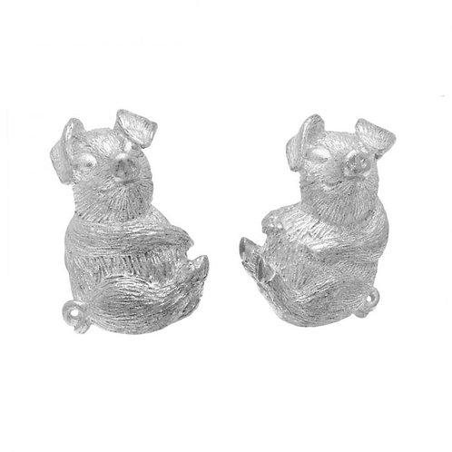 Simon Harrison Jewellery- Zodiac East Pig Cufflinks