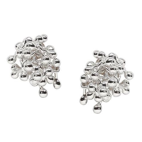 YEN- Silver Stud Earrings