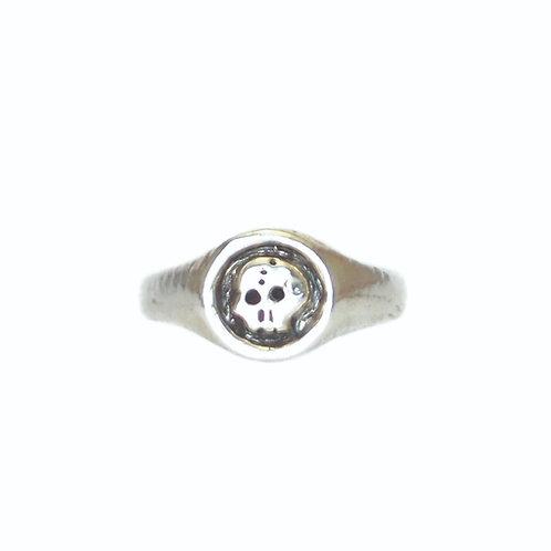 SLAB- Villeroi Skull Signet Ring