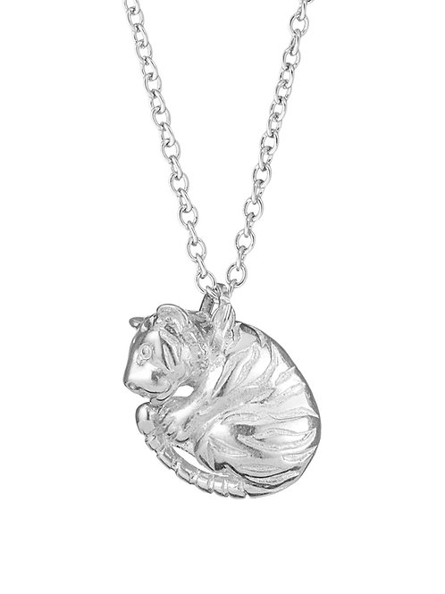 Simon Harrison Jewellery- Zodiac East Tiger Pendant