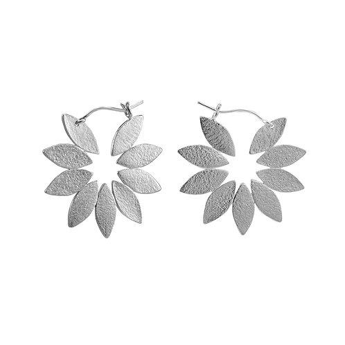 Cara Tonkin- Icarus Fanned Hoop Earrings