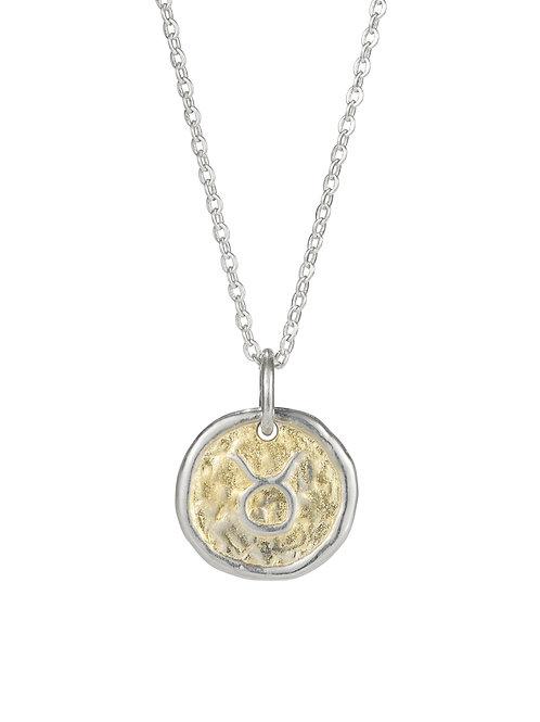 Simon Harrison Jewellery- Zodiac West Taurus Pendant