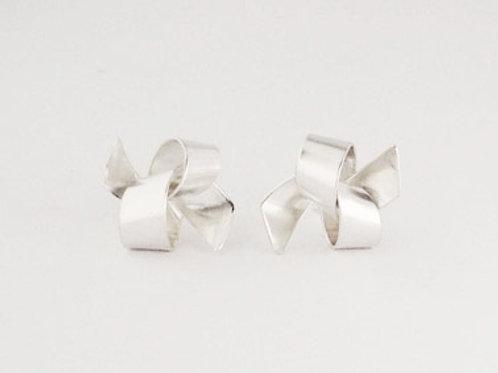 Jodie Hook- Knot Stud Earring