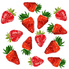 Digital - Strawberries