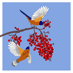Red Berries - Birds.jpg