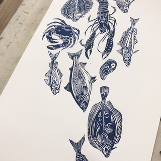 Lino - Fish