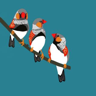 Digital - Birds (3)