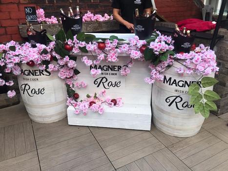 Magners Rose, Badaboom