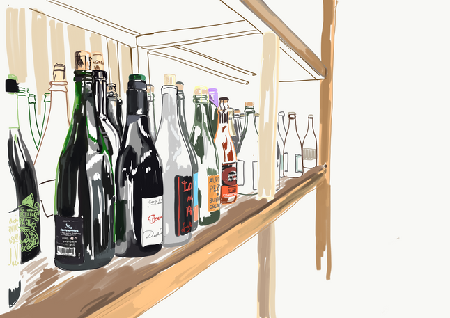 Digital - Wine Cellar 2