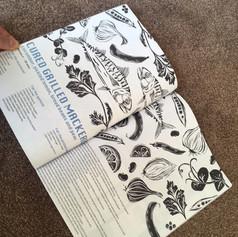 Collaboration Magazine - Lino Mackerel Recipe
