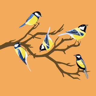 Digital - Birds (4)