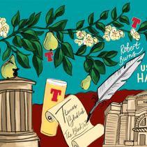 Tennents - The Pear Tree, Edinburgh