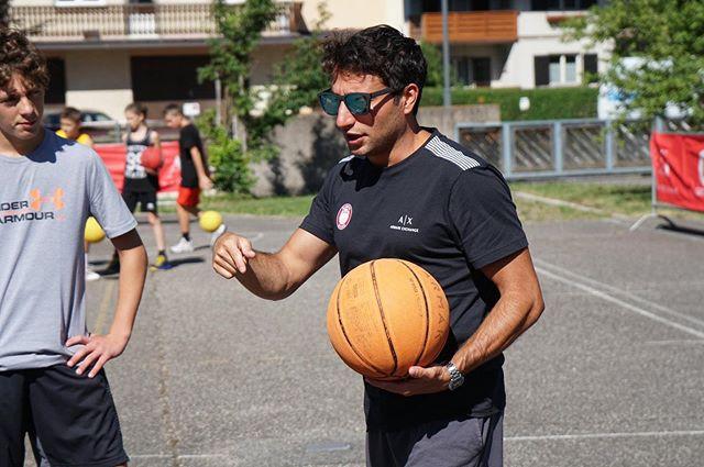🏀 I nostri coaches 🏀__Gian Marco Petit