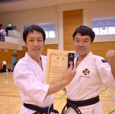 少林寺拳法大田区大会2018