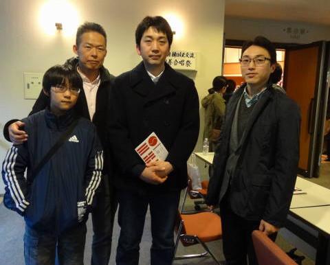 第2回韓日文化交流親善合唱祭に参加しました。