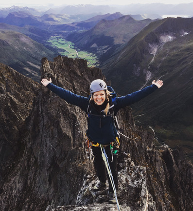 Aasen film klatring sylen, sogn og fjordane