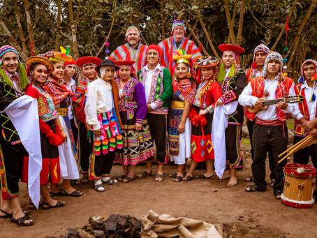 Aasen Film i Peru med Truls A´la Hellstrøm
