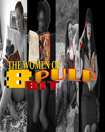 The Women of 8 Bit Pulp