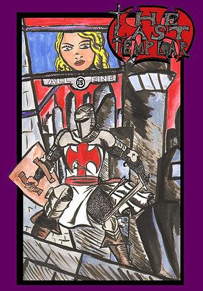 The Last Templar Delux edtion