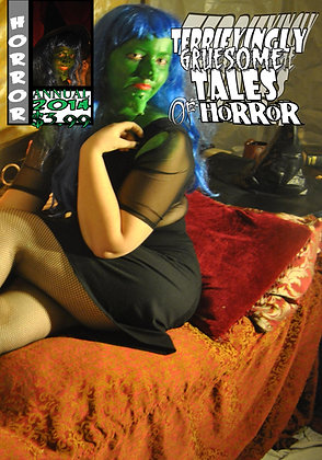 Terrifyingly Gruesome Tales of Horror: Annual 2014
