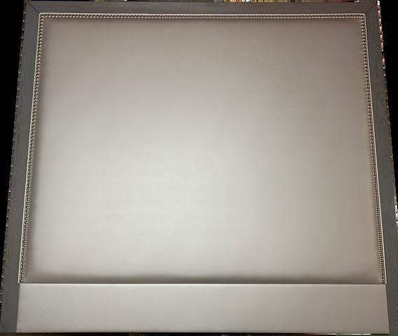 Grey Vinyl Studded Headboard.png