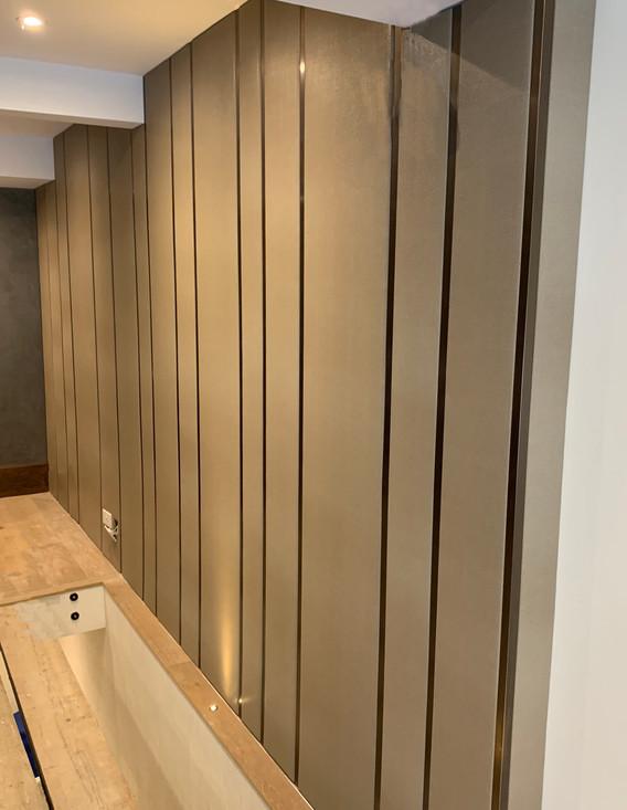 Showroom Wall Panels