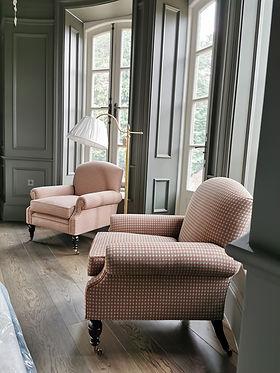 Grey Bespoke Armchair
