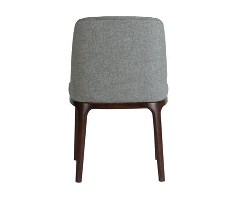 Edgeware Chair Grey Back