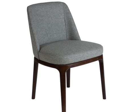 Edgeware Chair Grey 45