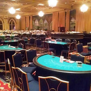 Professional Casino Set-up