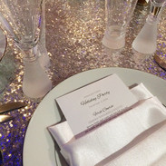 Place Settings with Pizazz