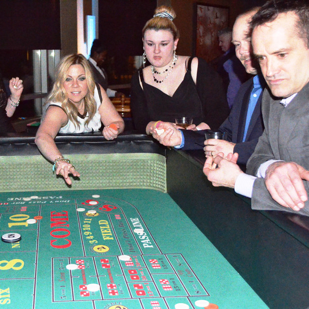 Engage Guests with Craps