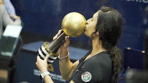 Championnat du monde féminin CIB PSA