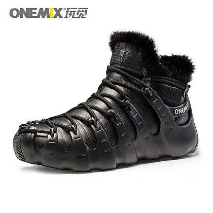 Champion Onemix Bota de Invierno Negra