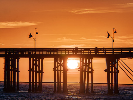 Another Sunset At Ventura Pier!